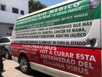 Detienen a hombre que vendía presunta cura para el coronavirus en Tlaquepaque
