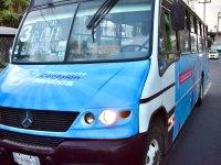 Habilitan rutas de transporte exclusivas para médicos y enfermeros en Ciudad Guzmán