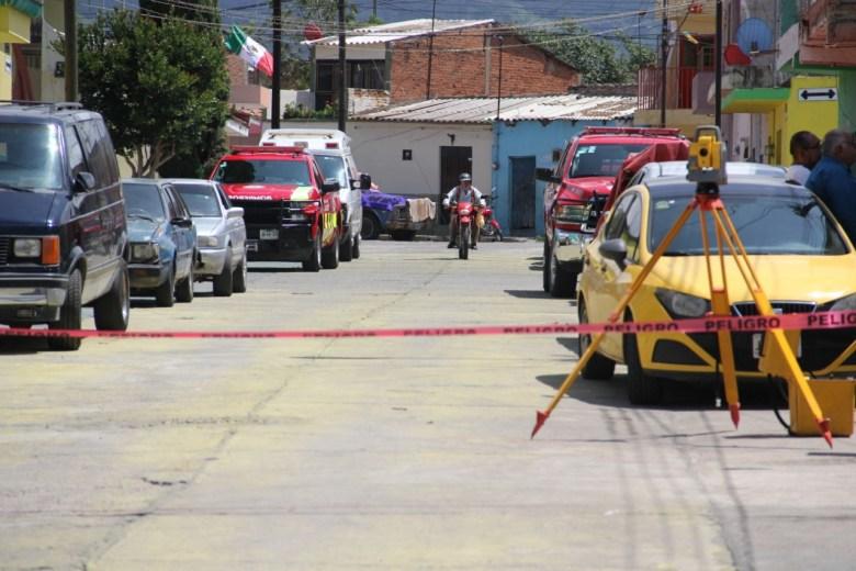 Analizan la posibilidad de desalojar a afectados de la colonia Rosa en Zapotlán
