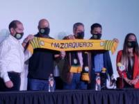 Mazorqueros listos para debutar en Segunda División