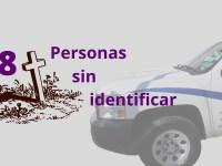 Hay 38 cuerpos sin identificar en Semefo de Ciudad Guzmán