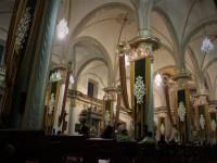 Feligreses acataron medidas de sanidad: Rector de Catedral