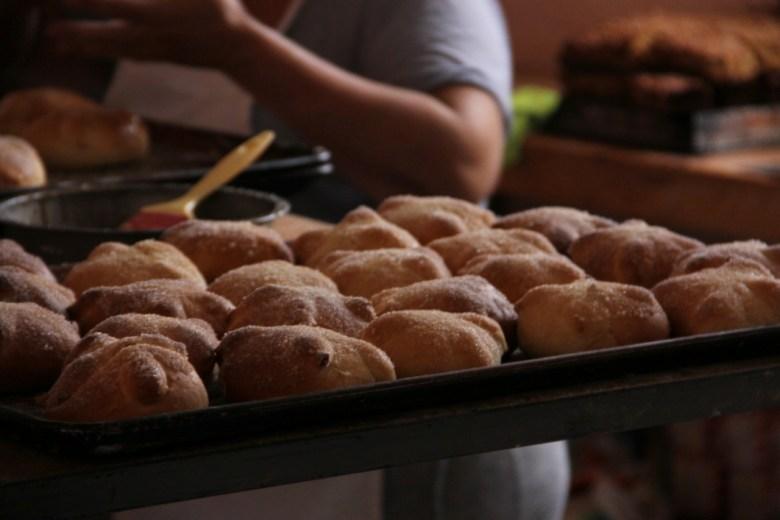 Pan de muerto, una tradición que se fortalece con el tiempo