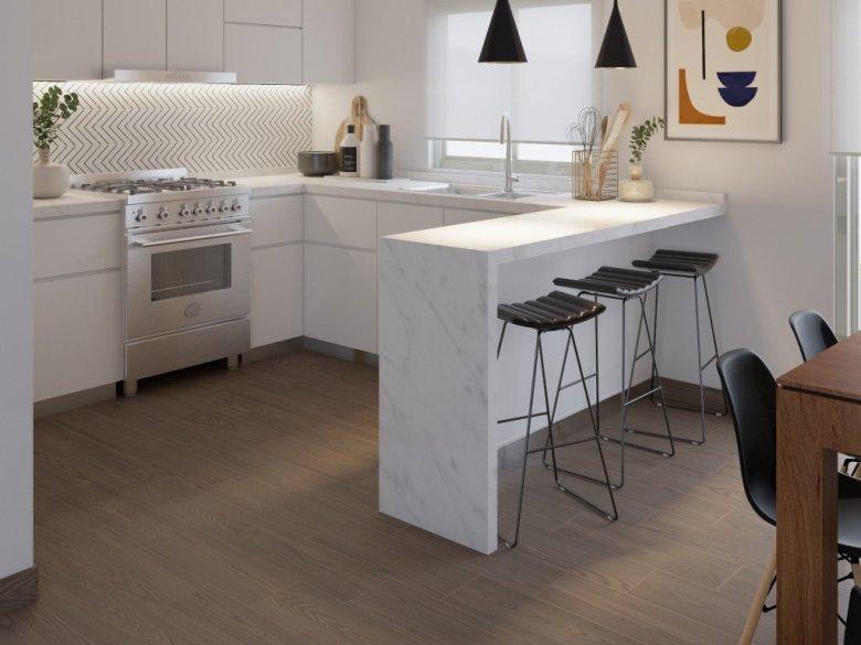Cómo decorar una cocina pequeña sin sacrificar la estética