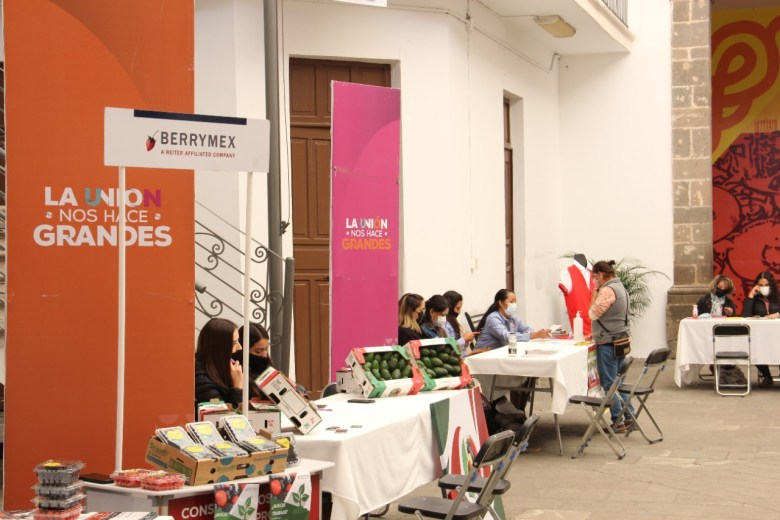 Pandemia afectó a segunda Feria del Empleo en Ciudad Guzmán