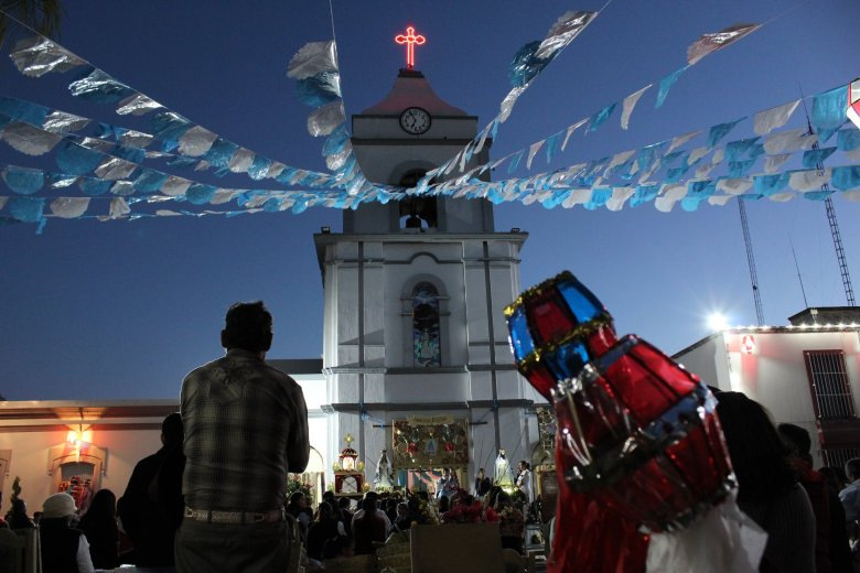 Fiestas patronales serán simbólicas en Gómez Farías
