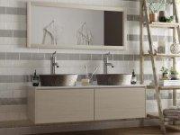 4 Tips para agrandar visualmente el cuarto de baño