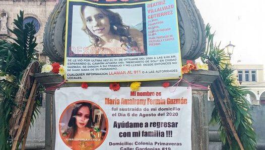 Imagen: Colectivo de Familiares Desaparecidos