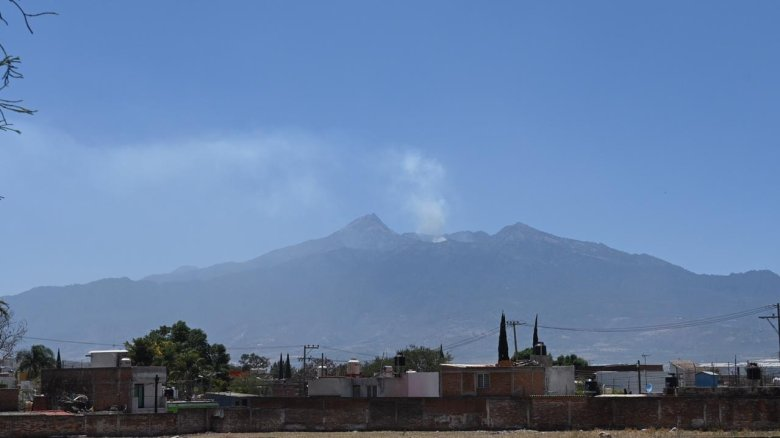 Imagen del Patronato del Nevado de Colima