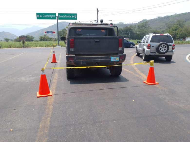 GN detiene a hijo del presidente de Villa Purificación; le aseguraron camioneta robada