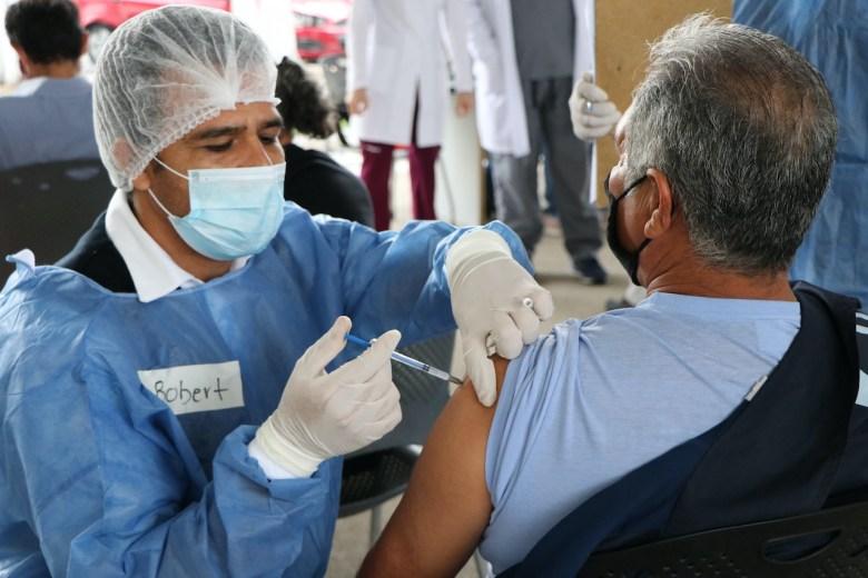 Mañana, último día de vacunación contra Covid-19 en Ciudad Guzmán