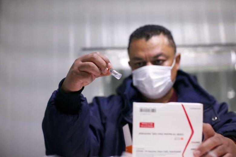 Mañana arrancan segundas dosis Sinovac en Ciudad Guzmán