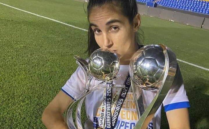 Fernanda Elizondo, de Gómez Farías, consigue el bicampeonato con Tigres
