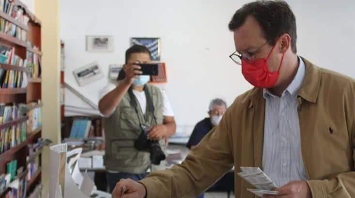 Barragán se despega, MC perdería la presidencia de Zapotlán el Grande