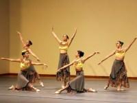Joven Ballet H.H presente en Ciudad Guzmán