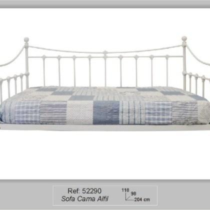 02852290 Sofá-cama de forja