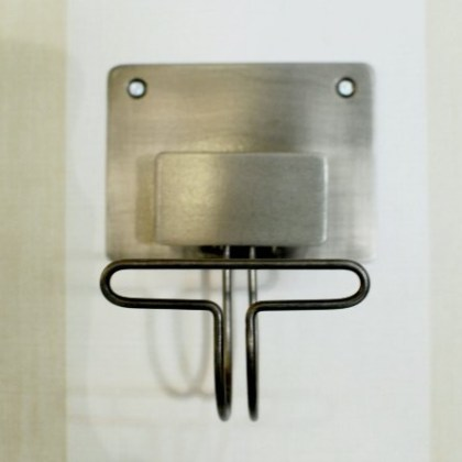 05457688460 Percha metal Atelier ( 13.5x10xh6.5 )