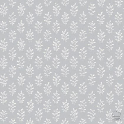 0693664_sim_blo Papel Pintado Vegetal Gris