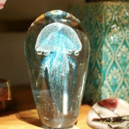 Medusas de cristal