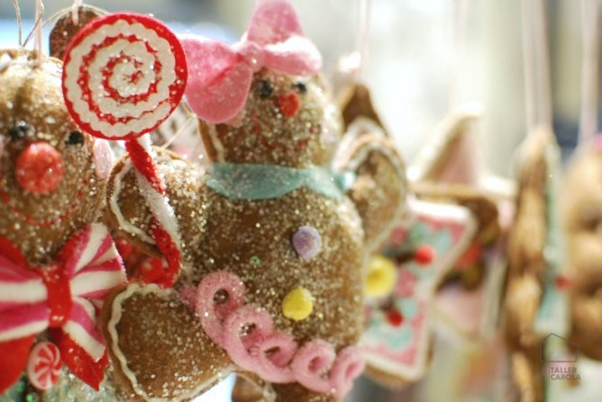 """"""" dulce """" decoración de Navidad"""