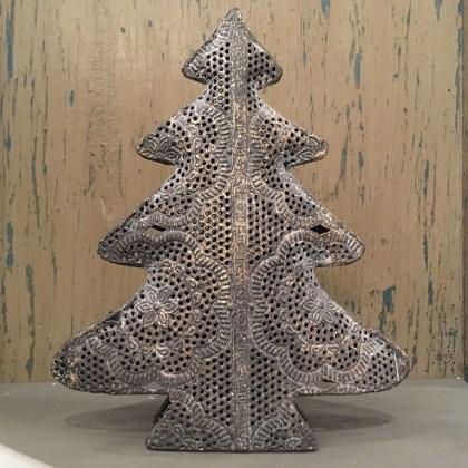 Adorno Navidad Metal Calado