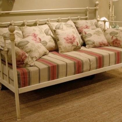 028 Sofá-cama de forja