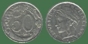 50 lire