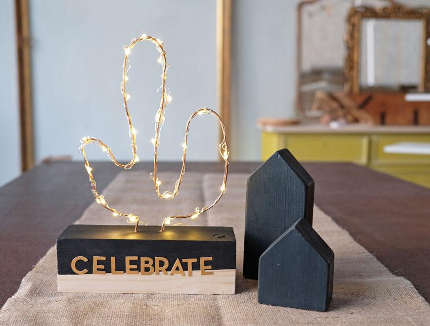lampara, cactus, guirnalda, decoracion, iluminación, tutorial, paso a paso, diy, handmade, hazlo tu mismo