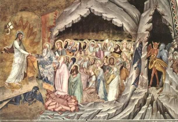 cristoinfierno01 - Descubre al otro Jesús según Evangelios Apócrifos que la Iglesia escondió.