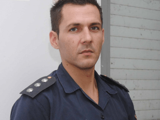 Pablo Fuchs, jefe de la Policía Local de Quilmes