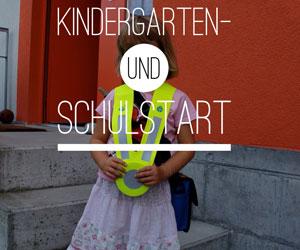 Tipps von A-Z / K wie Kindergarten