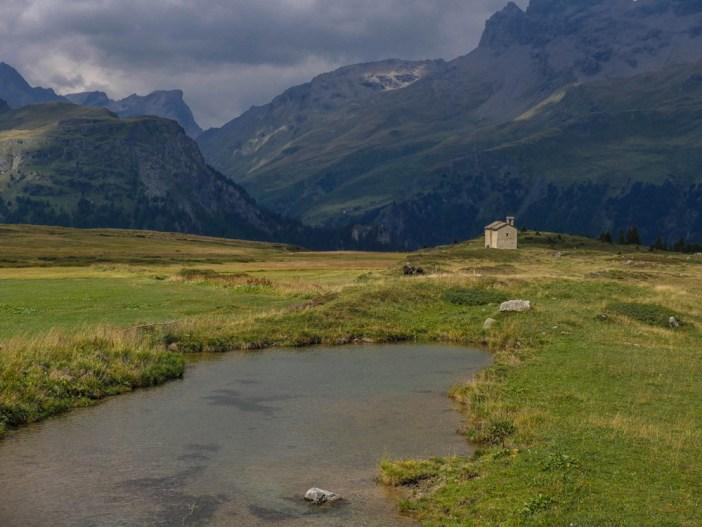 Graubünden, Savognin, Alp Flix, Parc Ela