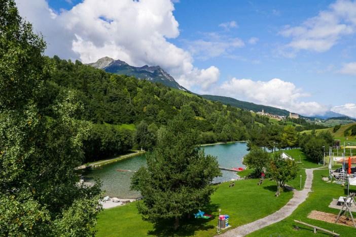 Lai Bargnan, See, Graubünden, Savognin