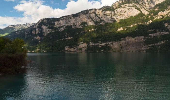 Reise Graubünden Walensee La Val Bergspa Travelblooger unterwegs sein Bergspa Mutter-Tochter Wochenende