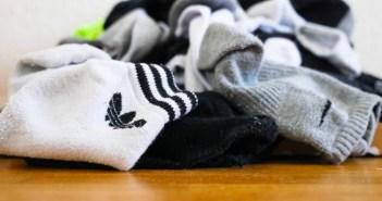 Socken Chaos aufräumen