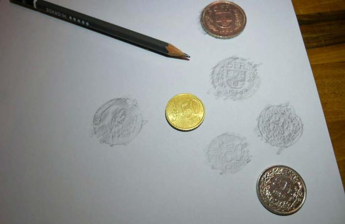Geld selber machen, Papier, Bleistift, Umgang mit Geld