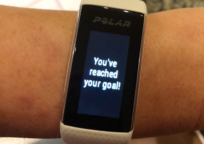 Polar 370, Pulsuhr, Pulsmessung, Fitness, Sport, Sportuhr, Fitnesstracker, Schlafmodus, Schrittezähler, Brack, brack.ch, reach your goal