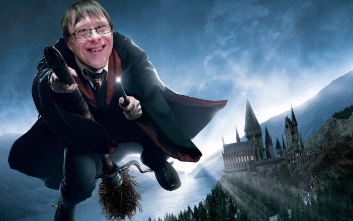 Down Syndrom, Welt Down Syndrom Tag, Besonders, behindert, Behinderung, Bereicherung, Harry Potter