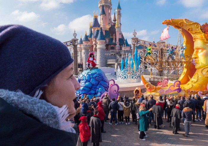 Disney Stars on Parade im Disneyland Paris