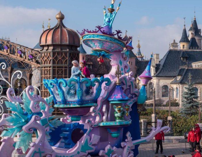 Disney Stars on Parade - Anna und Elsa