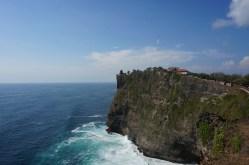 Uluwatu-Tempel im Süden Balis