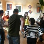 Samba mit Sasha Koura