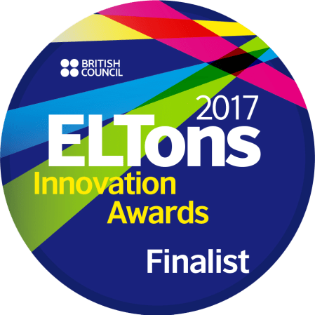 ELTons2017 badge