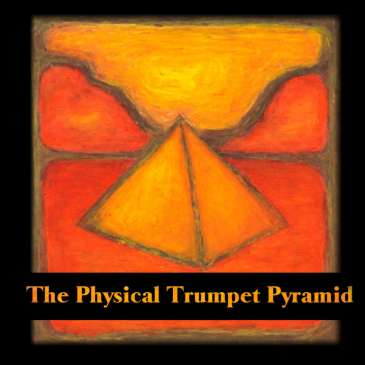 The Physical Trumpet Pyramid