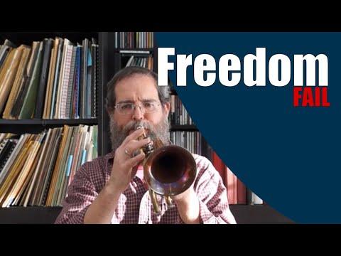 Freedom Fails: Trumpet Improv 77