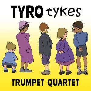 Tyro Tykes Trumpet Quartet Sheet Music PDF