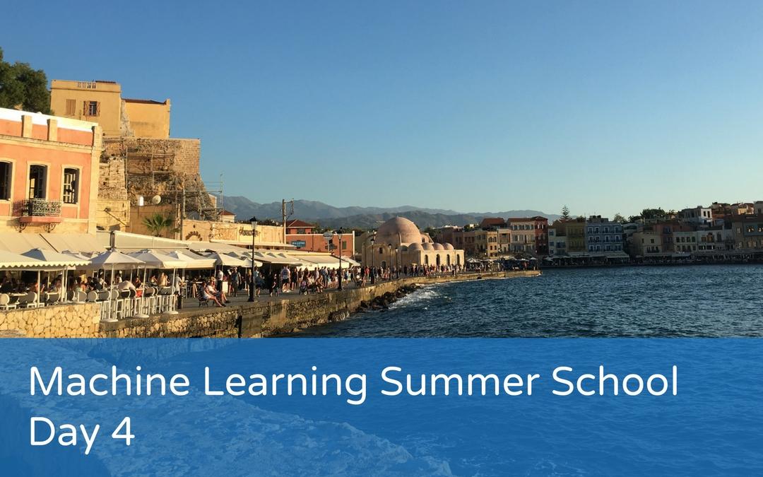 machine learning summer school 2017