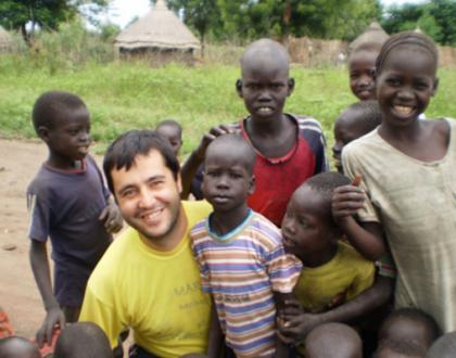 «Jamás me creí capaz, hasta que me vi allí» Testimonio misionero de un feligrés de la Parroquia de El Toboso (Toledo).