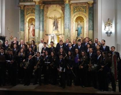 El Toboso celebró Santa Cecilia