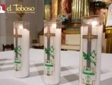 Fiesta de la Ascensión del Señor y Primeras Comuniones en la Parroquia de El Toboso